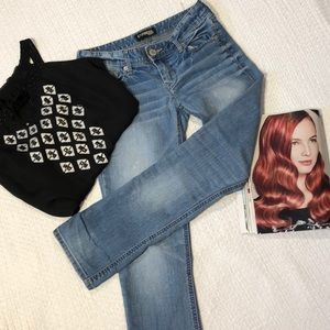 EXPRESS Jeans size 2
